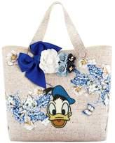 MonnaLisa Donald Shopper Bag