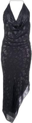 Cushnie asymmetric cocktail dress