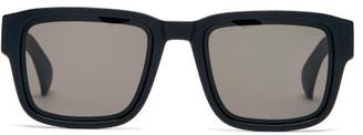 Mykita Boost Square Sunglasses - Mens - Black