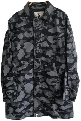 A Bathing Ape Black Polyester Jackets