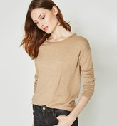 Promod Jumper with fancy neckline