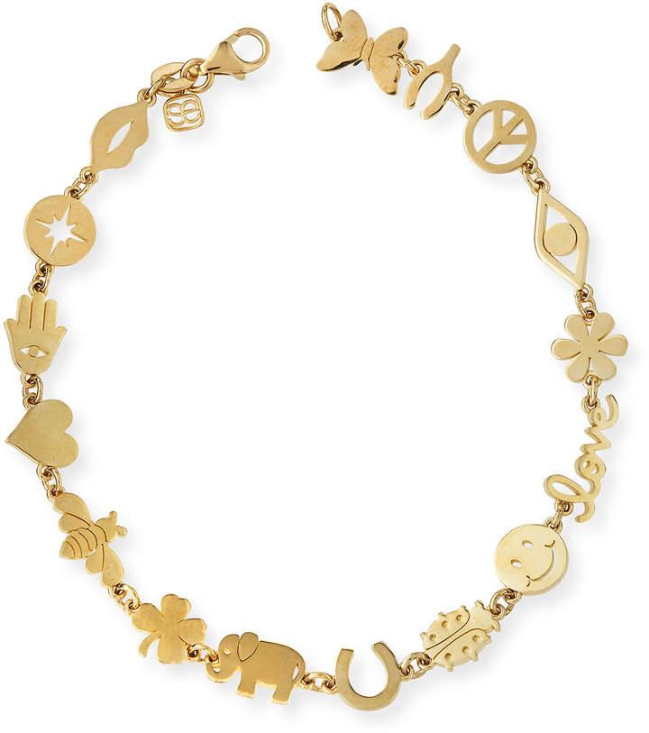 Sydney Evan Mini Pure Anniversary Bracelet
