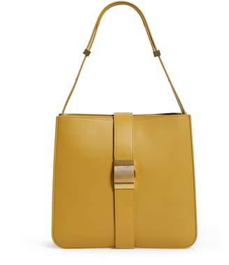 Bottega Veneta Leather Marie Shoulder Bag