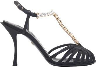 Dolce & Gabbana Keira T-strap Sandals