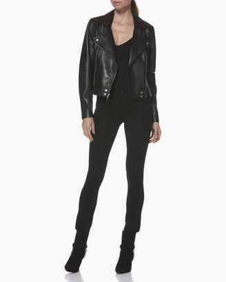 Paige Fontana Jacket-Black