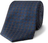 Calvin Klein Textured Check Tie
