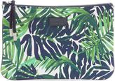 Vilebrequin Madrague-print pouch