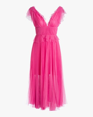 Maria Lucia Hohan Iselin Midi Dress