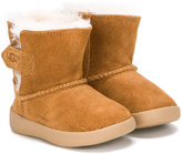 UGG shearling lined booties