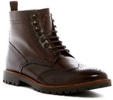 Base London Troop Wingtip Boot