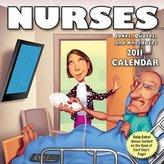 Nurses 2011 Box Calendar