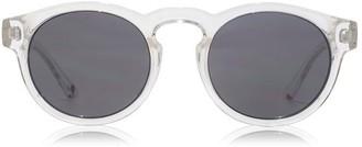 Nine West Small Round Key-Hole Ladies Sunglasses