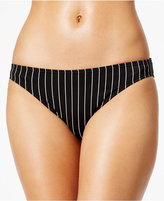 Vince Camuto Striped Hipster Bikini Bottoms