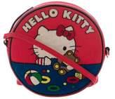 Olympia Le-Tan Hello Kitty Teddy Bear Dizzie Bag
