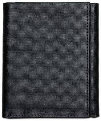 Perry Ellis Men's Portfolio Saffiano RFID Trifold Wallet