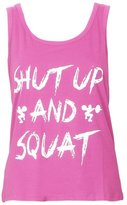 Charberry Women Workout Tank Top T-shirt - Gym Clothes Fitness Yoga Lift