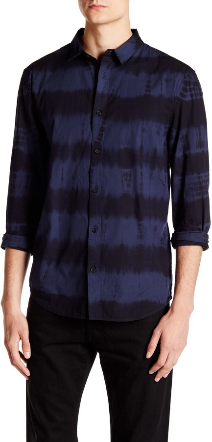 Globe Dye Printed Shirt