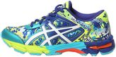 Asics Mesh & Faux Leather Running Sneakers
