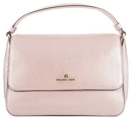 Celine Dion Adagio Leather Satchel