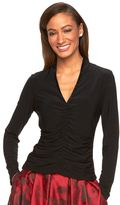 Jessica Howard Women's Ruched Top