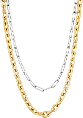 Electric Picks Chain Necklace
