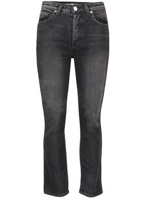 Amo Chloe Cropped Jeans