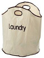 Large Laundry / Washing Hamper Sack Pop Up Bag