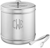 Williams-Sonoma Williams Sonoma Stainless-Steel Ice Bucket with Tongs