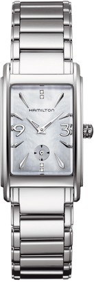 Hamilton Women's American Classic Ardmore Quartz Diamond Bracelet Watch, 24mm - 0.017 ctw