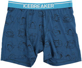 Icebreaker Anatomica Boxers Heads Up