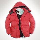 Hooded Elmwood Down Jacket