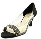 Caparros Fancy Women Open-toe Canvas Heels.