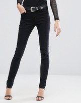 Cheap Monday High Waisted Skinny Jeans - ShopStyle