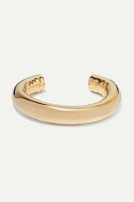 Jennifer Fisher Tube Gold-plated Cuff - one size