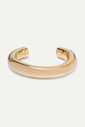 Jennifer Fisher Tube Gold-plated Cuff
