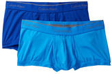 Calvin Klein Low Rise Trunk - Pack of 2