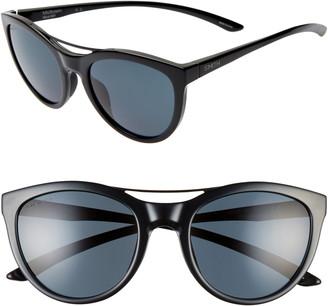 Smith Midtown 53mm ChromoPop(TM) Polarized Cat Eye Sunglasses