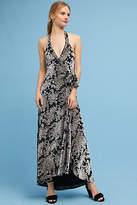 Dress the Population Erica Velvet Maxi Dress