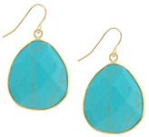 Wild Lilies Jewelry Turquoise Drop Earrings