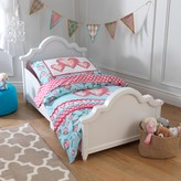The Well Appointed House Raleigh Toddler Bed in White