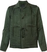 Craig Green drawstring detail shirt jacket