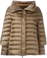 Hetregó zip up puffer jacket