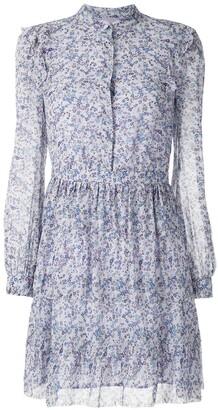 MICHAEL Michael Kors Ruffle Floral Dress