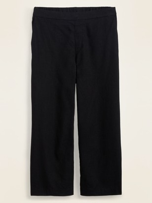 Old Navy High-Waisted Pull-On Culotte Pants