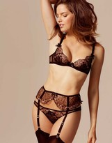 Agent Provocateur Laleh Bra Black and Bronze