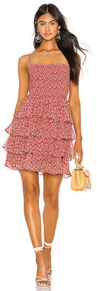 The Jetset Diaries Love Is In the Air Mini Dress