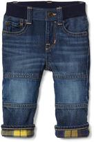Gap My first lined straight jeans