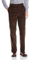 Geoffrey Beene Men's Classic Fit Luxury Touch Corduroy Pant