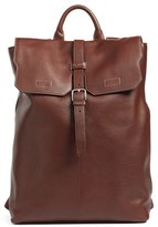 Ted Baker Men's Earth Leather Backpack - Brown