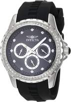 Invicta Women's Angel 21903 Silicone Quartz Watch